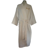 Image for Herself Waffle Weave Robe
