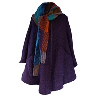 Image for Branigan Tina Royal Purple Cape
