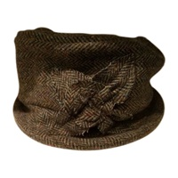Image for Irish Tweed Beret by Kathleen McAulliffe
