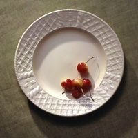 Image for Kara Irish Pottery Aranware 10 1/2 inch Dinner Plate