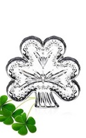 Image for Waterford Crystal Shamrock Collectible