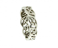 Image for Keith Jack Lomond Ring Sterling Silver