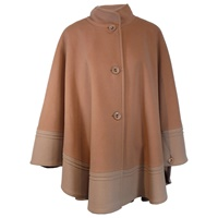 Image for Jimmy Hourihan Pilo Irish Cape, Dusty Rose