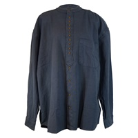 Image for Irish Civilian Heritage Grandfather Shirt - Blue