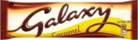 Image for Galaxy Caramel Chocolate Bar