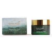 Image for Green Angel Seaweed Night Cream with 6 Essential Oils 50ml