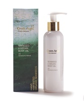 Green Angel Seaweed Argan Body Oil with Neroli and Geranium 200ml