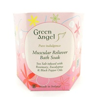 Image for Muscular Reliever Irish Bath Soak 495g