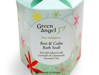 Image for Rest and Calm Irish Bath Soak 495g
