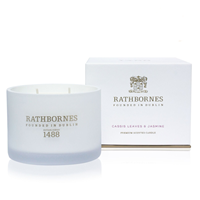 Image for Rathbornes 1488 Cassis Leaves and Jasmine Scented Classic Candle
