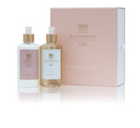 Image for Rathbornes 1488 Luxury Dublin Tea Rose Wash and Lotion Gift Set