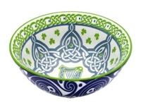 Image for Irish Harp Bowl