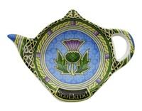 Image for Scottish Thistle Teabag Holder