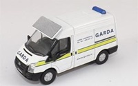 Image for Irish Garda Transit Van Oxford Model Collector Piece