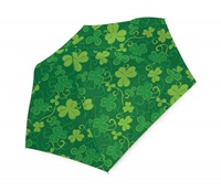 Image for Ireland Shamrock Umbrella