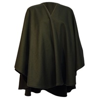 Image for Jimmy Hourihan Irish Fashion Shawl, Bottle Green