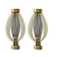 Image for Blaithin Ennis Kavanagh Small Cottongrass Stud Earrings