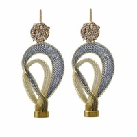 Image for Blaithin Ennis Kavanagh Sundew Drop Earrings
