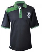 Image for Croker Navy Panelled Ireland Rugby Jersey