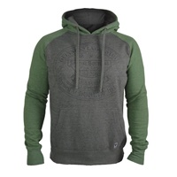 Image for Guinness Grey ad Green Hoodie