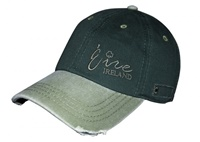 Image for Croker Green Eire Ireland Cap