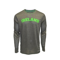 Image for Grey Ireland Performance Top