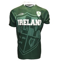 Image for Ireland Sublimated Athletic Performance Top