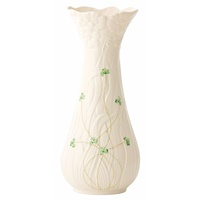Image for Belleek China Daisy Vase Tall