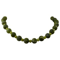 Image for Connemara Marble Bead Necklace