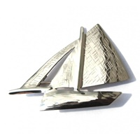 Image for Handcrafted Galway Hooker Brooch