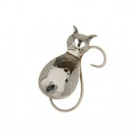 Image for Handcrafted Lucky Cat Brooch