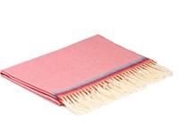 Image for Wool Baby Blanket, Pink Flamingo