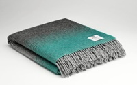 Image for Starry Night Mint Throw