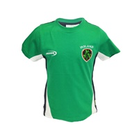Image for Emerald Ireland Crest Kids T-Shirt