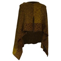 Image for Ballater Shawl,Honey  Mustard
