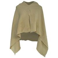 Image for Irish Linen and Cotton Cape, Mist