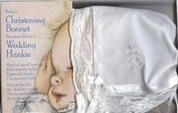 Image for Baby Bonnet / Wedding Hanky