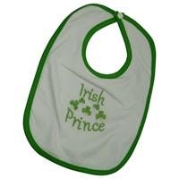 Image for Irish Prince Bib