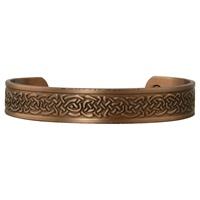 Image for Celtic Space Knots Copper Bracelet
