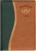 Image for Claddagh Leather Journal