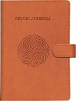Image for Deluxe Celtic Leather Journal - Wiro Bound