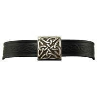 Image for Braden Single Magnetic Cuff, Black Leather