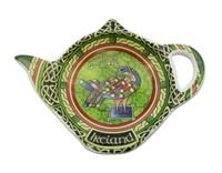 Image for Celtic Peacock Teabag Holder