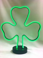 "Image for 12 "" Light Up Shamrock, LED"