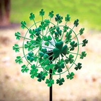 Image for Shamrock Solar Garden Spinner