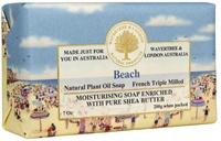 "Image for ""Beach"" French Triple Milled Soap"