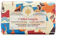 "Image for ""Chilled Sangria"" French Triple Milled Soap"