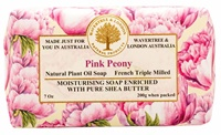 "Image for ""Pink Peony"" French Triple Milled Soap"