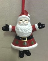 Image for Irish Santa Bell Ornament