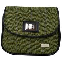 Image for Mucros Weavers Pocketbook Sarah Bag, Grass Green